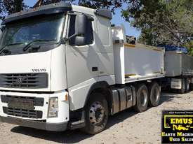 2007 Volvo & Hercules Tipper Combo, 520HP.  TS507 - picture1' - Click to enlarge