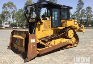 Caterpillar 2015 Cat D6R2 Crawler Dozer
