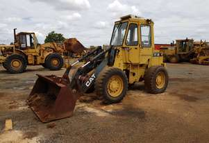 1987 Caterpillar IT12 Intergated Tool Carrier / Loader *CONDITIONS APPLY*