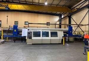 Trumpf Laser 2030 2kW CO2 Coax Lasercutting Machine