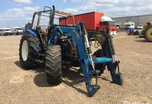 New Holland 2014   TL100