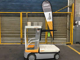 Crown WAV50-118 Manlift Access & Height Safety - picture0' - Click to enlarge