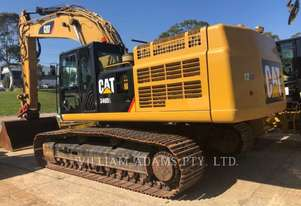 CATERPILLAR 349D Track Excavators