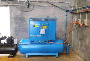 Medium/Large Workshop 20hp Rotary Screw Air Compressor 10,000 Hour or 5 Year Warranty