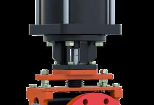 Isogate® MP pinch valves