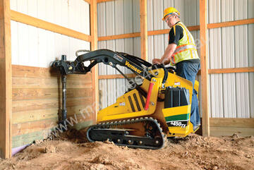 - Mini Loader Tracked - Vermeer 450 Narrow