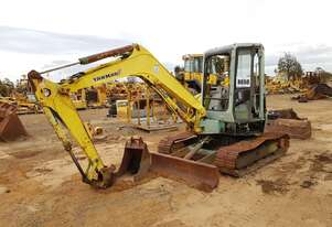 2002 Yanmar ViO50-2 Excavator *CONDITIONS APPLY*