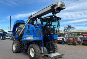 2004 New Holland/Braud VX680 Grape Harvester