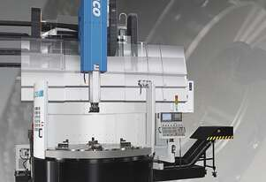 VERTICAL LATHES 1200 MM - 2000 MM SWING NEW CNC