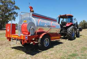 2020 AGROMASTER FT 4000 FIRE FIGHTING TANKER (4000L)