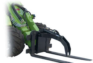 Avant Hydraulic Log Grab For Compact Articulated Mini Loader