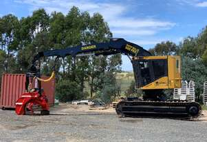 Used 2007 Tigercat L830C Feller Buncher