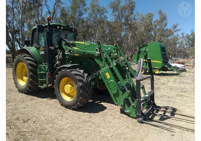 John Deere 6140m With FEL