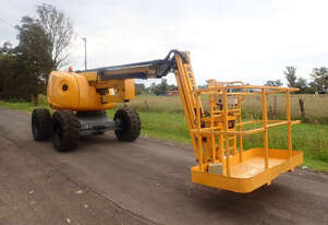 Haulotte HA18PX Boom Lift Access & Height Safety