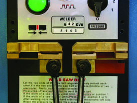 Made in Taiwan - Quality 500mm, Blade Welder - picture5' - Click to enlarge