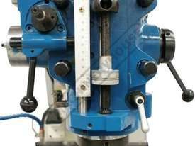 BM-40V Turret Milling Machine (X) 860mm (Y) 360mm (Z) 425mm Includes Digital Readout, Vice & Clamp K - picture10' - Click to enlarge