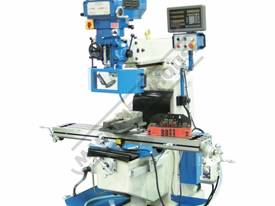 BM-40V Turret Milling Machine (X) 860mm (Y) 360mm