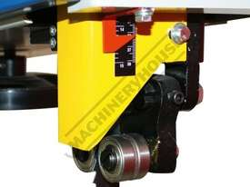 BP-630 Wood Band Saw 615mm throat x 370mm Height Capacity - picture5' - Click to enlarge