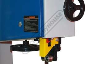 BP-630 Wood Band Saw 615mm throat x 370mm Height Capacity - picture4' - Click to enlarge