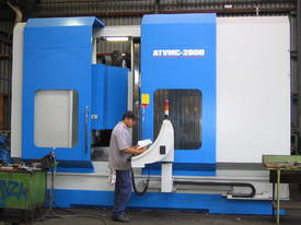 Eumach T VMC traveling column machining center - picture0' - Click to enlarge