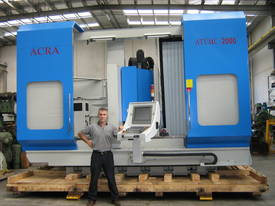 Eumach T VMC traveling column machining center - picture6' - Click to enlarge