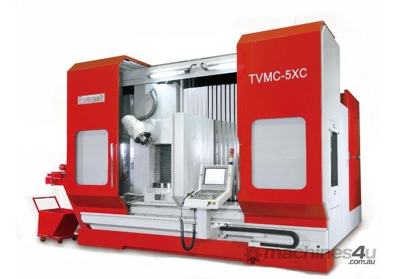 Eumach T VMC traveling column machining center