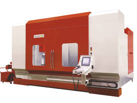 Eumach T VMC traveling column machining center - picture8' - Click to enlarge