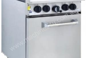 Luus RS-4B - 4 Burners & Oven Professional Series