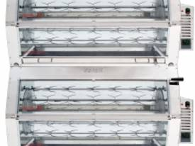 Semak D72 Digital Electric Rotisserie - 72 Birds - picture0' - Click to enlarge