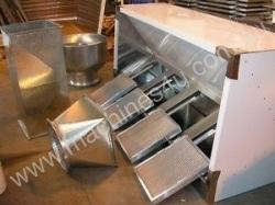 Kit Canopy 1500mm (W) x 1100mm (D) Complete With M