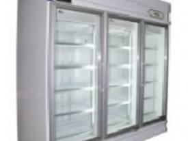 Anvil GDJ1880 Triple Glass Door Upright Fridge(161 - picture0' - Click to enlarge