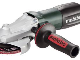 METABO Flat Head Angle Grinder 125mm - WEF9-125 - picture0' - Click to enlarge