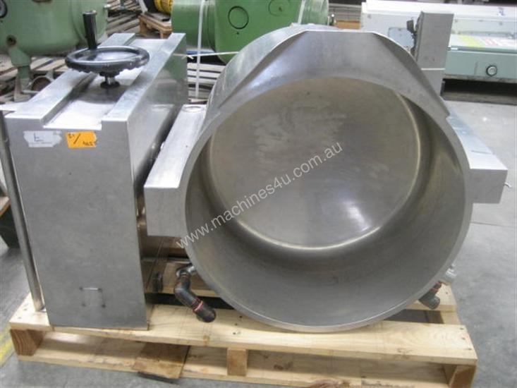 Jacketed and Tilting Kettle