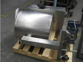 Jacketed and Tilting Kettle - picture2' - Click to enlarge