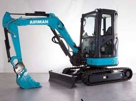 2020 NEW AIRMAN AX33U-6 EXCAVATOR : 3.1 ton canopy model - picture2' - Click to enlarge