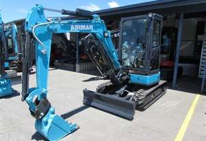 2018 AIRMAN AX33U MINI EXCAVATOR