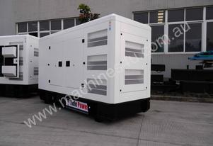 165KVA  Generator Set Powered by a Cummins ® engine