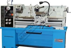 AL-410 Centre Lathe 400 x 1000mm Turning Capacity - 52mm Spindle Bore Includes Digital Readout & Qui