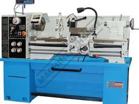 AL-410 Centre Lathe 400 x 1000mm Turning Capacity - 52mm Spindle Bore Includes Digital Readout & Qui - picture0' - Click to enlarge