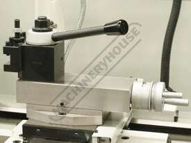 AL-410 Centre Lathe 400 x 1000mm Turning Capacity - 52mm Spindle Bore Includes Digital Readout & Qui - picture15' - Click to enlarge