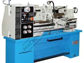 AL-410 Centre Lathe 400 x 1000mm Turning Capacity - 52mm Spindle Bore Includes Digital Readout & Qui - picture2' - Click to enlarge