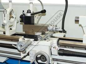 AL-410 Centre Lathe 400 x 1000mm Turning Capacity - 52mm Spindle Bore Includes Digital Readout & Qui - picture12' - Click to enlarge