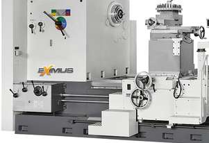 Everturn Big Swing Lathe, hp to Ø 2500mm over the Bed