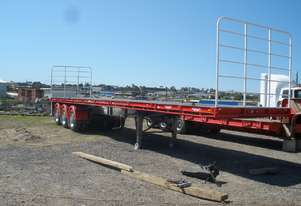 BRAND NEW 2021 Freightmore Flat Deck IN STOCK NOW