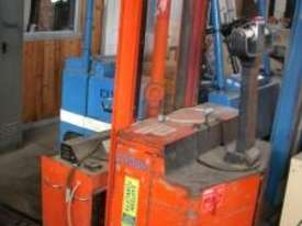 Crown 1.5 Ton Electric Walkie Stacker Forklift - picture0' - Click to enlarge