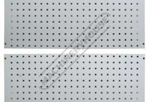 SP-900 Industrial Wall Backing Panels - Square Hole Type 900 x 456 x 20mm - 2 Piece Suits Hooks, Hol