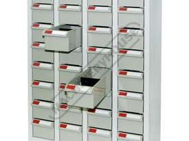 PTB-32 Parts Storage Bins 32 Bins - 466 x 222 x 642mm A8432 - picture2' - Click to enlarge