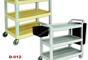 D-012 Large Dinner Trolley (without bucket)