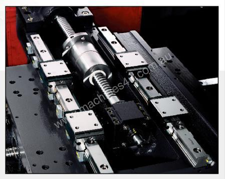 LEADWELL T-6/T-6M SLANT BED LINEAR GUIDE CNC LATHE