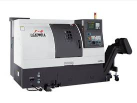 LEADWELL T-6/T-6M SLANT BED LINEAR GUIDE CNC LATHE - picture0' - Click to enlarge